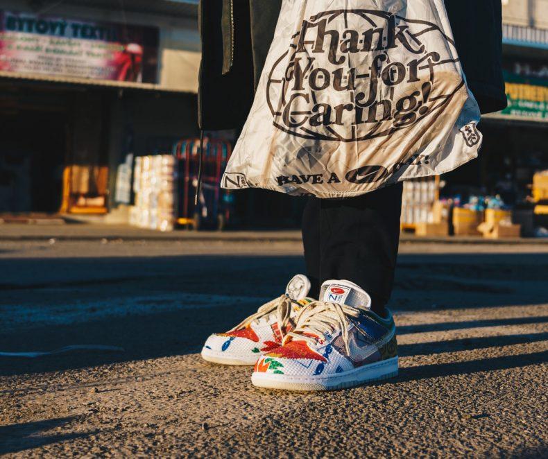 On Feet – Nejlepší novinky týdne: Dunky s nákupní taškou pod jazykem?