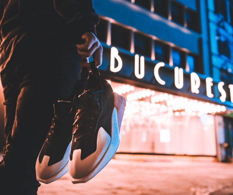Footshop meets Bucharest