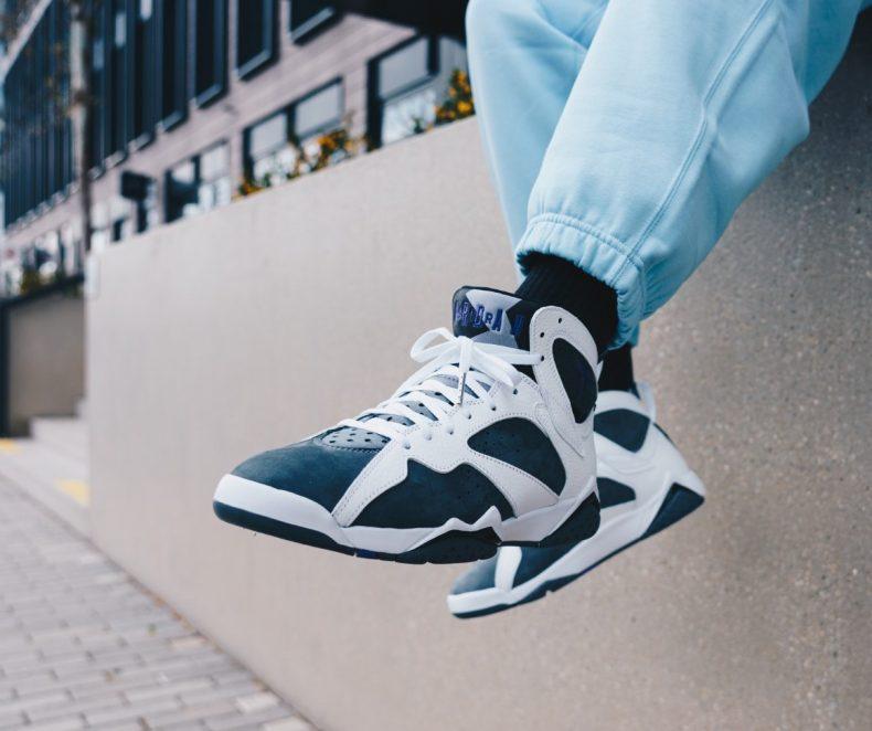 On Feet: Air Jordan 7 Flint, adidas ZX Inside Out Pack, adidas Ultraboost Primeblue