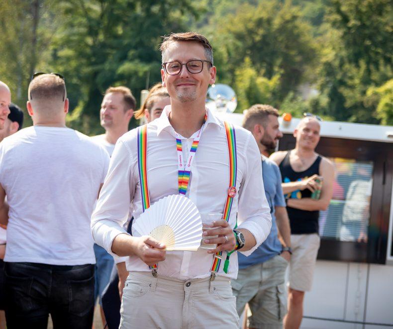 Tomáš Bílý: Nenávist, homofobie, transfobie či xenofobie není názor