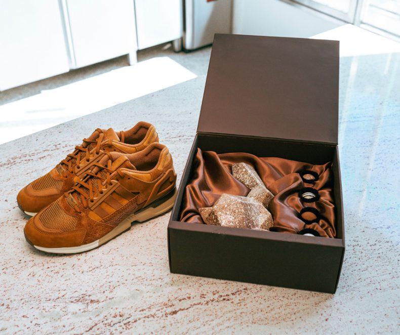 adidas ZX 10,000 Schokohase a čokoládové pralinky na hranici zákona