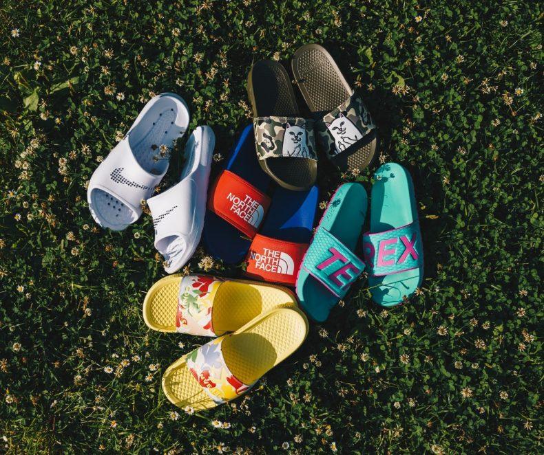 Léto patři pantoflím. Vyber si u nás ty svoje