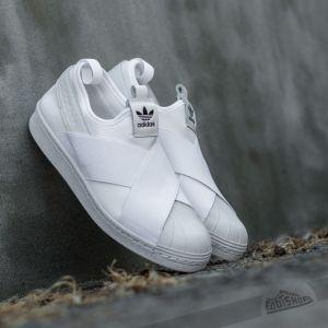 adidas Superstar Slip On W Ftw White