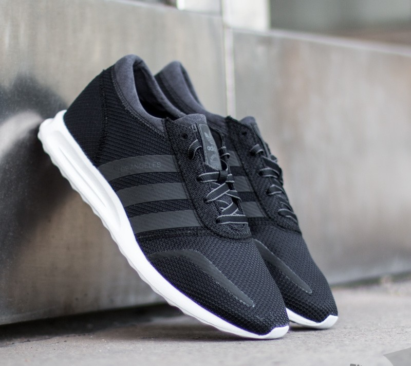 adidas Los Angeles Clear Black/ Ftw White