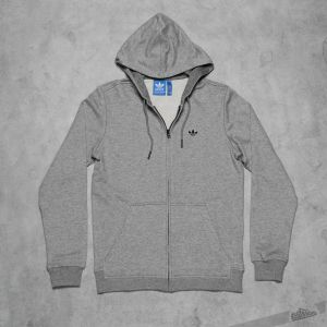 adidas Premium Essetials Hood Grey
