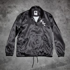 Polar Skate Club Jacket Black