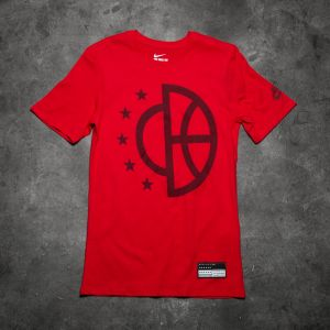 Nike Art Tee Red