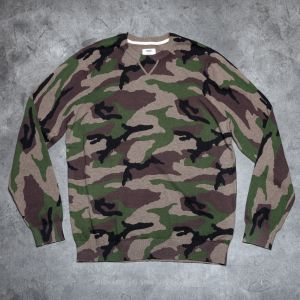 Vans Sayler Sweater Camo Heather