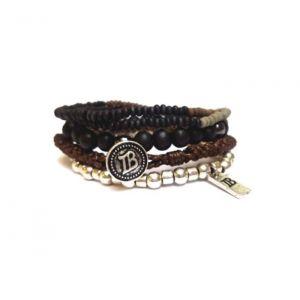 Icon Brand Stil Skinnin' Bracelet Black