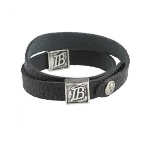 Icon Brand Rewind That Bracelet Black