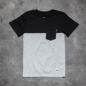 Dedicated 50-50 T-Shirt Black/ Grey