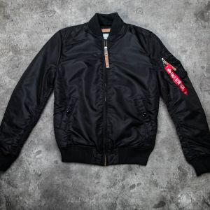Alpha Industries MA-1 VF 59 Wmn Black